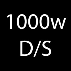 1000w Dual Spectrum