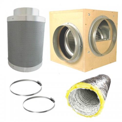 Box Fan & Pro Filter Kits