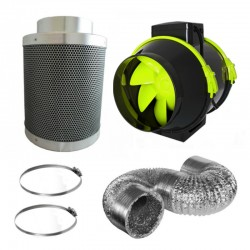 Pro Hobby Fan & Filter Kit