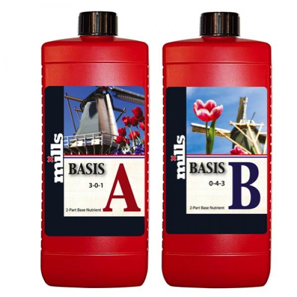 1L Basis A & B Mills